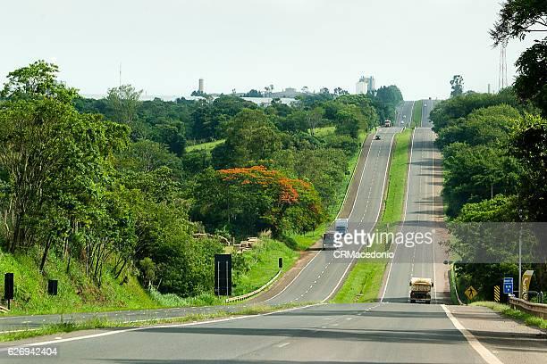 Downhill traffic