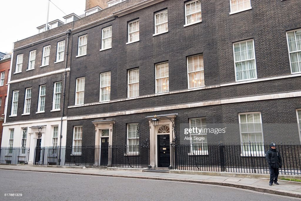 10 downing street london uk pictures getty images. Black Bedroom Furniture Sets. Home Design Ideas