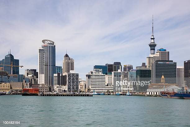 Downtown Auckland, Harbor View