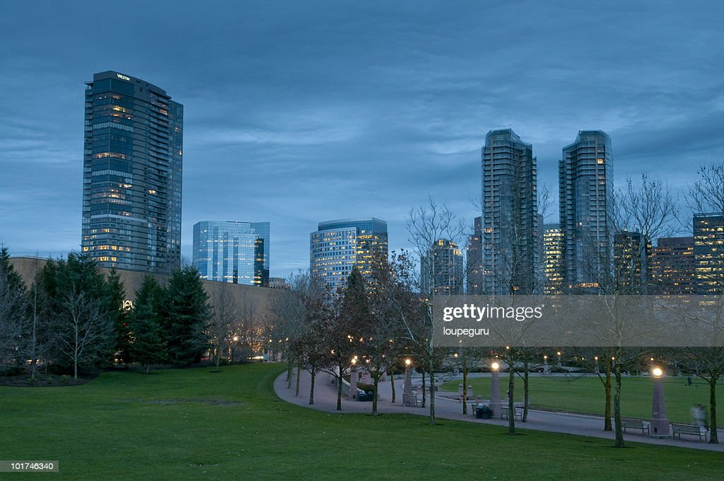 Downtown Bellevue, WA