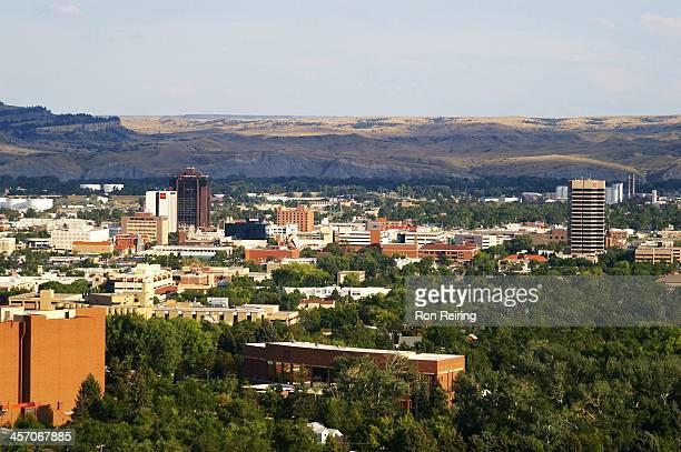 Downtown Billings, Montana