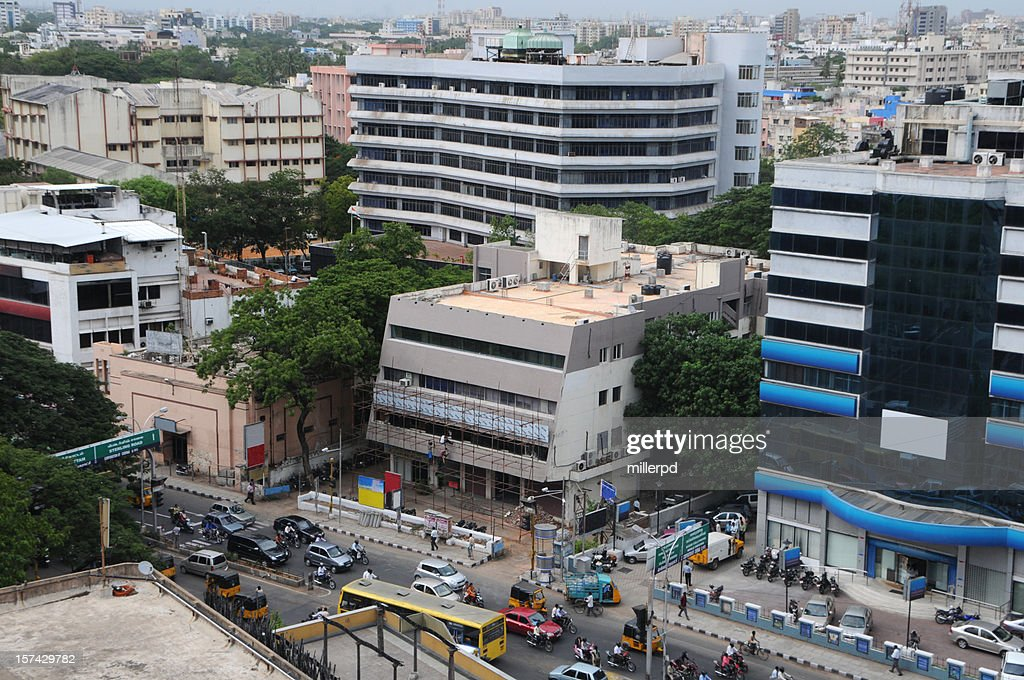 Downtown Chennai