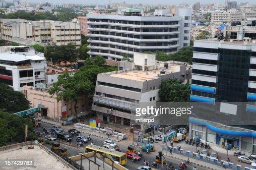 Downtown Chennai