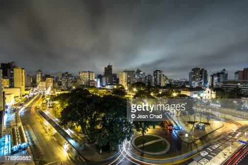Downtown Curitiba