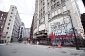 Downtown Detroit is shown July 19 2013 in Detroit Michigan Detroit's emergency manager Kevin Orr filed for Chapter 9 bankruptcy yesterday July 18th...