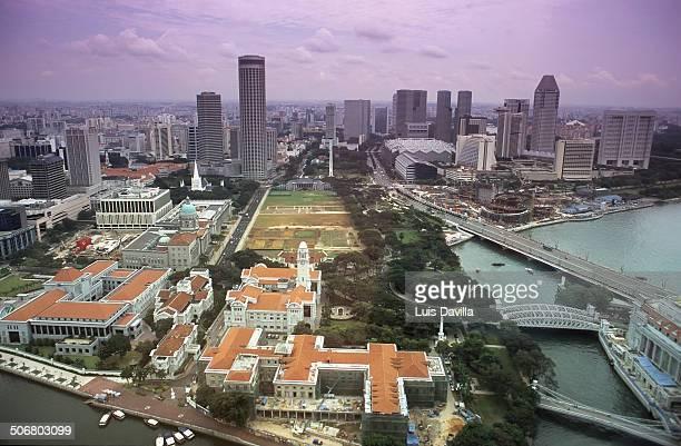 Downtown District, Singapore