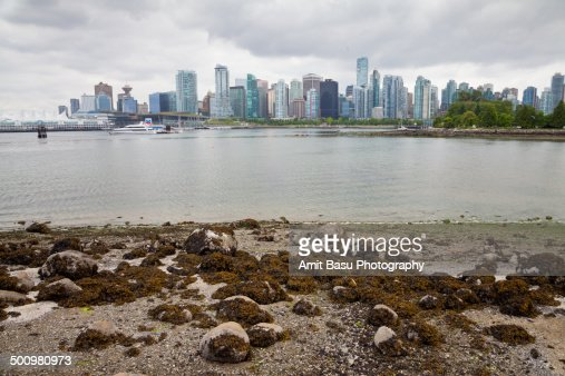 Downtown from Stanley park