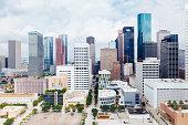 Downtown Houston City
