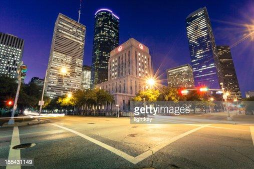 Centro di Houston