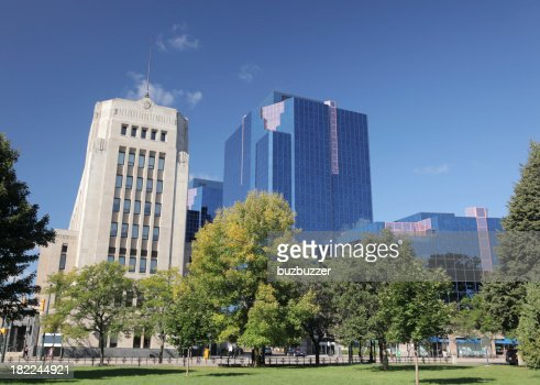 Downtown London Ontario Park