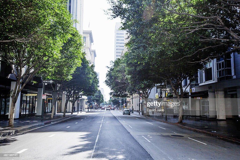 Downtown Los Angeles, California, USA : Stock Photo