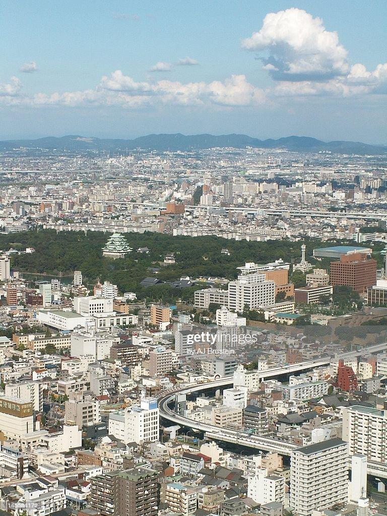 Downtown Nagoya
