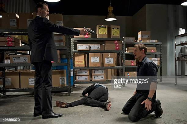 THE PLAYER 'Downtown Odds' Episode 107 Pictured Christopher Heyerdahl as Mislav Subek Philip Winchester as Alex