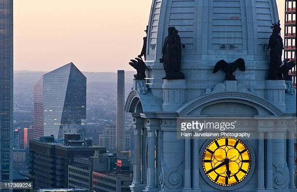 Downtown Philadelphia