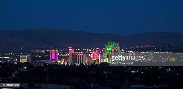 Downtown Reno