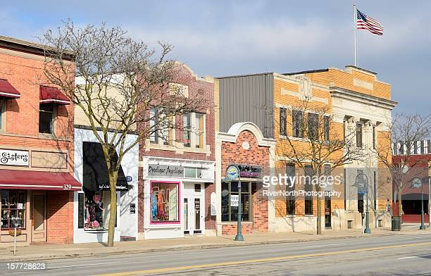 Downtown Rochester, Michigan