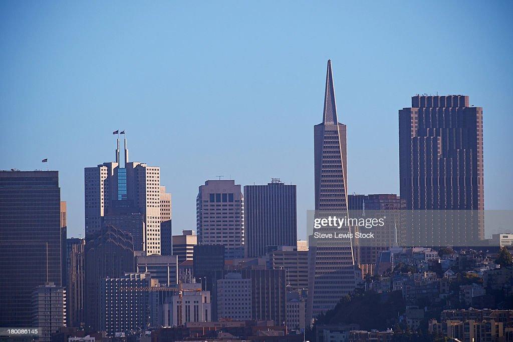 Downtown San Francisco : Stock Photo