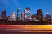 Downtown Skyline Houston, Texas