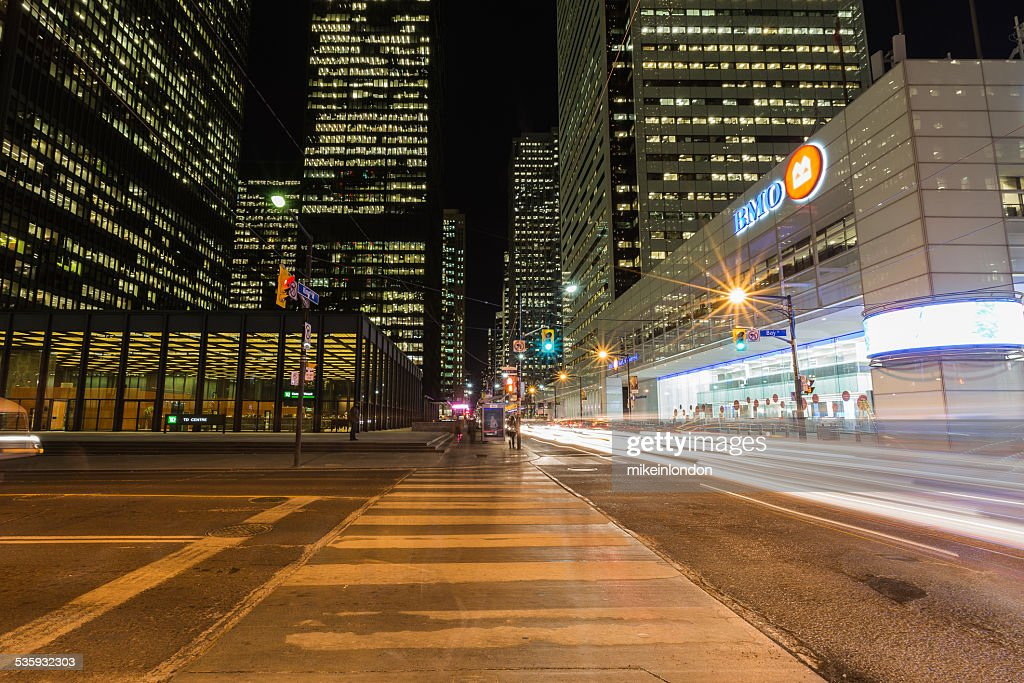 Downtown Toronto : Stock Photo