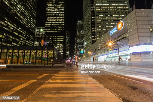 Downtown Toronto : Stock Photo