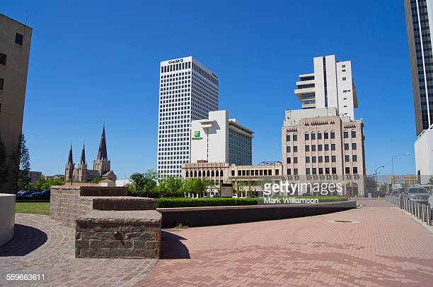 Downtown Tulsa, Oklahoma