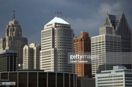 Downtown-Detroit