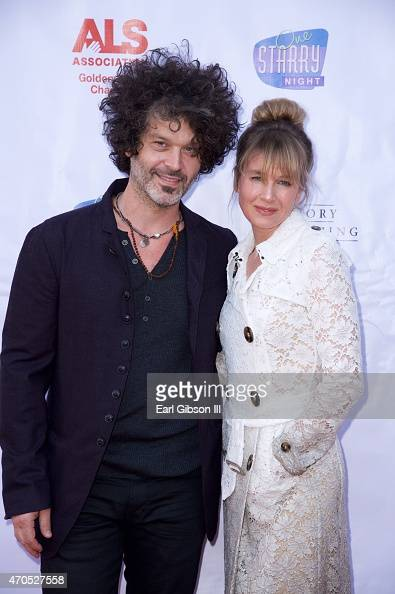 Doyle Bramhall and Actress Renee Zellweger attend 'One Stary NightFrom Broadway To Hollywood' In support of the Gloden West Chapter of the ALS...