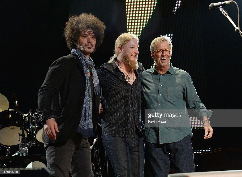 Eric Clapton's 70th Birthday Concert Celebration