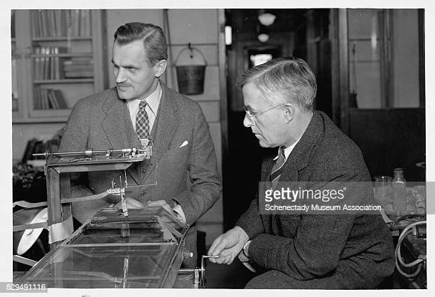 Dr AH Compton physicist at the University of Chicago and Dr Irving Langmuir Associate Director of the General Electric Research Laboratory at...