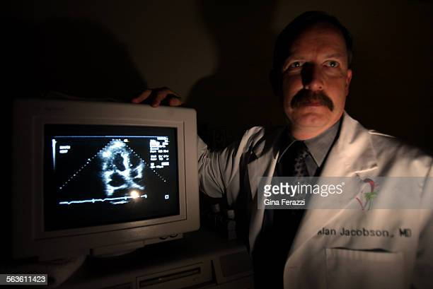 Dr Alan Jacobson a cardiologist at Loma Linda Veterans Hospital Research Services has been conducting clinical drug trials for a new blood thinning...