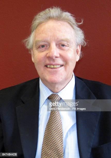Dr Alistair Hanna owner of the Bushmills Dunes golf resort in CoAntrim