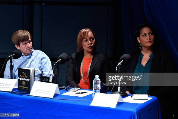 Dr Allan Lichtman professor of history at American University civil rights attorney Judith BrowneDianis and MSNBC political commentator and...