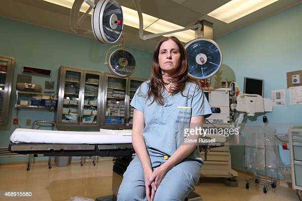 Dr Andrea McCart surgical oncologist at Mount Sinai who is treating abdominal cancers in a very novel way Hyperthermic Intraperitoneal Chemotherapy...