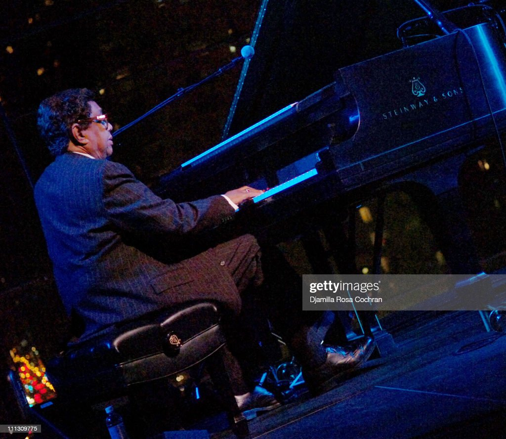 Dr Billy Taylor during The 2005 Music Has Power Awards at Frederick P Rose Hall Home of Jazz at Lincoln Center in New York City New York United States