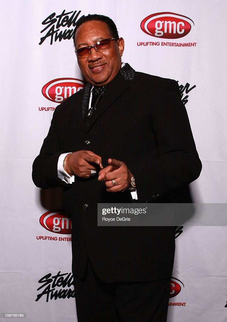 Dr. Bobby Jones attends the 28th Annual Stellar Awards at Grand Ole Opry House on January 19, 2013 in Nashville, Tennessee.