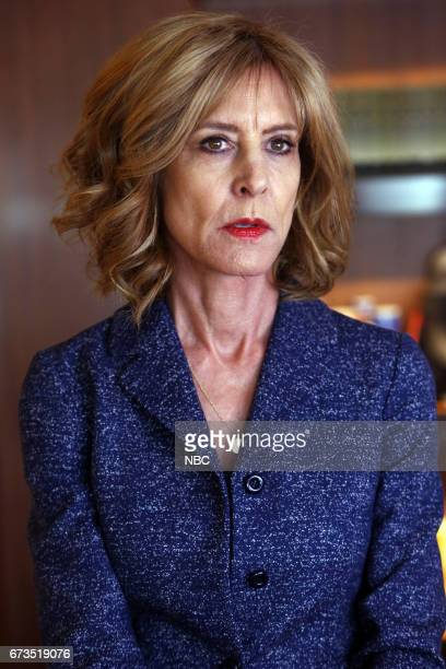 THE BLACKLIST 'Dr Bogan Krilov ' Episode 419 Pictured Christine Lahti as Laurel Hitchin