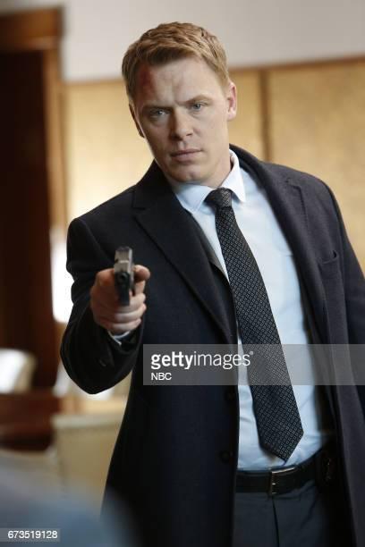 THE BLACKLIST 'Dr Bogan Krilov ' Episode 419 Pictured Diego Klattenhoff as Donald Ressler