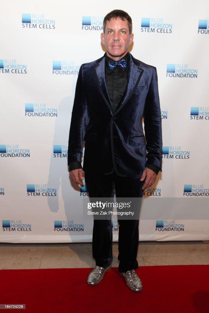 Dr. Brian Mehling attends the 2nd Annual Blue Horizon Foundation gala at Guastavino's on October 15, 2013 in New York City.
