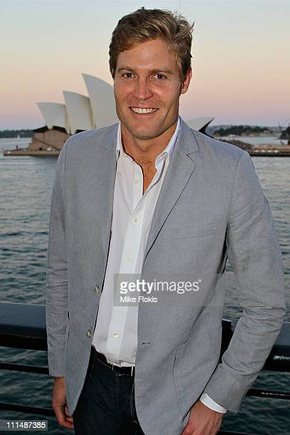 Dr Chris Brown attends the 53rd TV Week Logie Awards nominations announcement at the Overseas Passenger Terminal on April 3 2011 in Sydney Australia