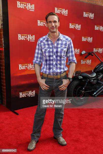 Dr Christian Jessen attends the press night performance of 'Bat Out Of Hell The Musical' at The London Coliseum on June 20 2017 in London England