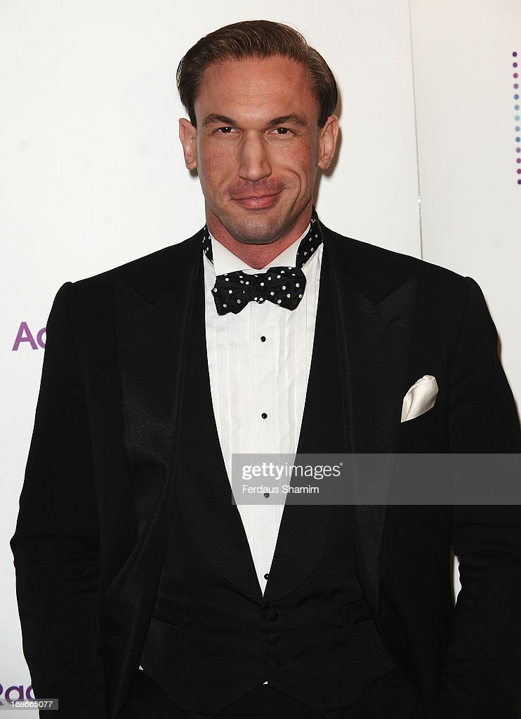 Dr Christian Jessen attends the Sony Radio Academy Awards at The Grosvenor House Hotel on May 13, 2013 in London, England.