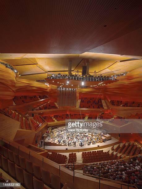Dr Concert HallCopenhagenDenmark Architect Jean Nouvel Dr Concert Hall Copenhagen Main Auditorium