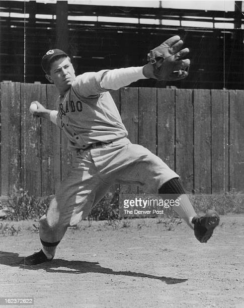 SEP 7 1941 AUG 11 1948 Dr Dale Atkins the longtime Denver pitching favorite will be on the mound for Coors Brewers in their Denver Post tournament...