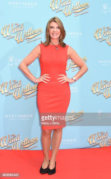 Dr Dawn Harper attends the Gala performance of Wind In The Willows at London Palladium on June 29 2017 in London England