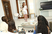 Dr Dendy Engelman attends the Dermarche Labs Launch of New AM PM Beauty Serum BioREWIND At 24th Street Loft on June 23 2016 in New York City
