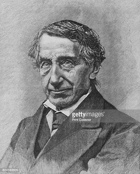 Dr Dollinger' c1890 Johann Joseph Ignaz von Dollinger also Doellinger in English was a German theologian Catholic priest and church historian who...