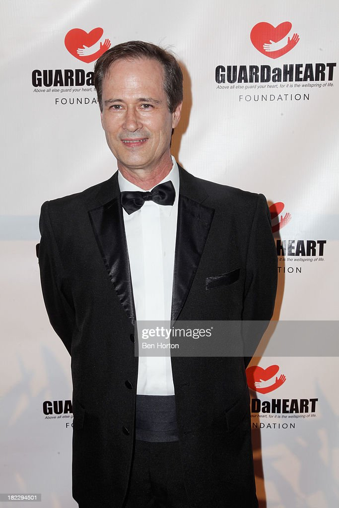 Dr. Douglas Harrington attends the GUARDaHEART Foundation World Heart Day 2013 celebration gala on September 28, 2013 in Santa Ana, California.