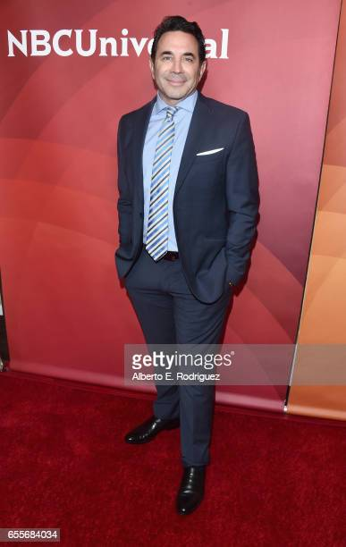 Dr Dr Paul Nassif from the show 'Botched' attends the 2017 NBCUniversal Summer Press Day at The Beverly Hilton Hotel on March 20 2017 in Beverly...