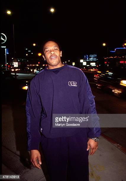 Dr Dre portrait Los Angeles United States 2001