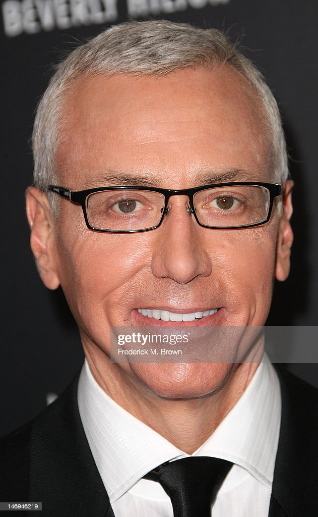Dr. Drew attends the 39th Annual Daytime Entertainment Emmy Awards at The Beverly Hilton Hotel on June 23, 2012 in Beverly Hills, California.
